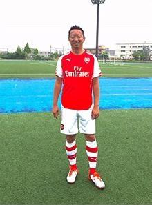 提言だけでなく実践するサッカーコンサルタントとして活動中。