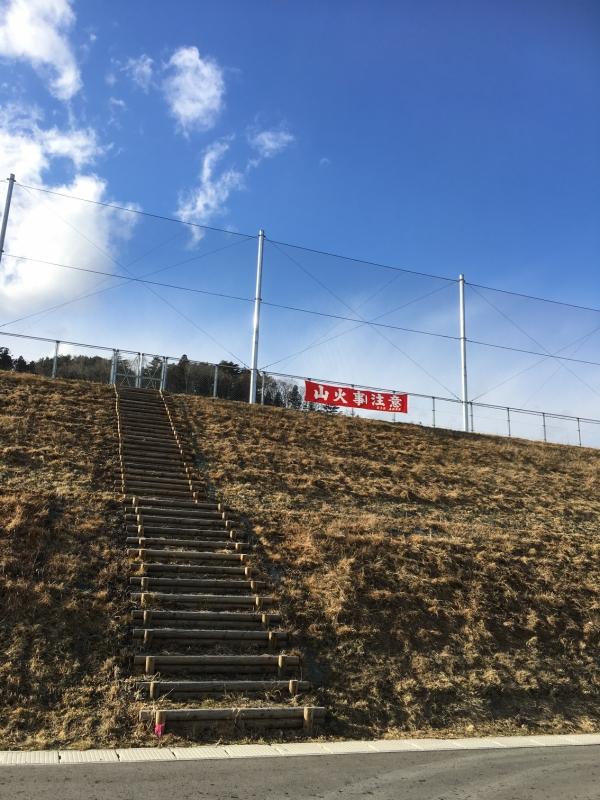 階段が数か所設置されています