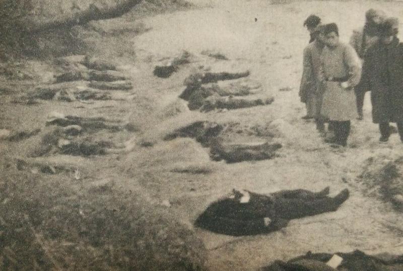 女王丸事件の犠牲者『アサヒグラフ』 1948年2月25日号