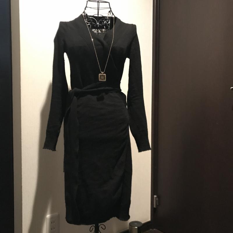 """毎週、着ています!働く女性の憧れファッション!""""PINKY&DIANNE"""" 100%ウールで990円!"""