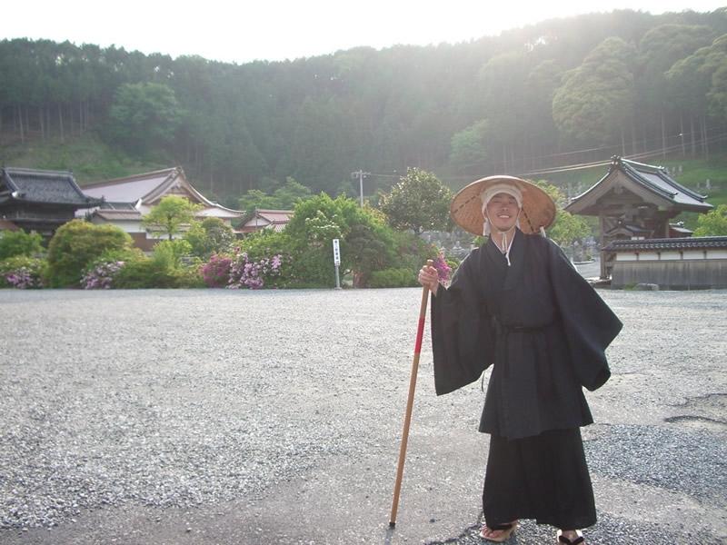 禅は磨き落として行く作業で、何年永平寺にいても足りない。