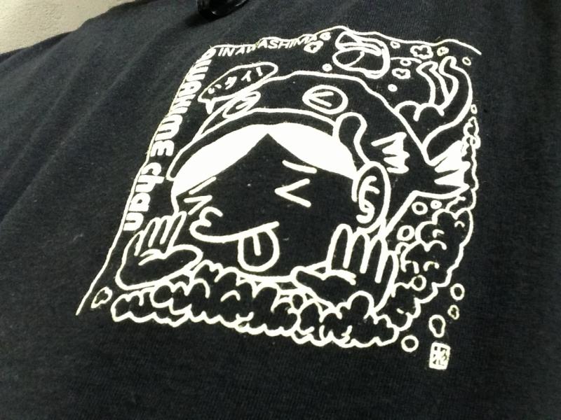 「泡姫ちゃん」Tシャツ