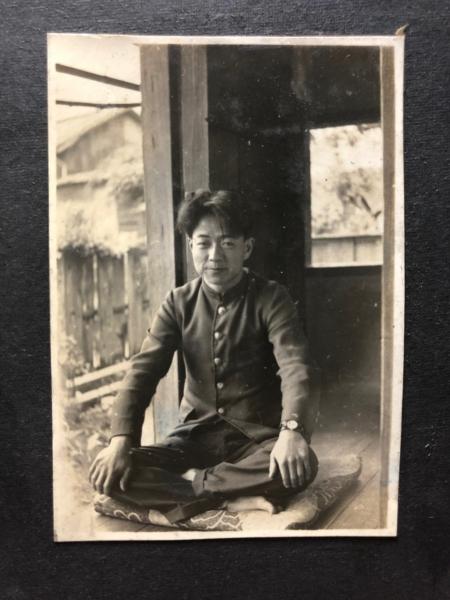 祖父の戦争 〈前編〉