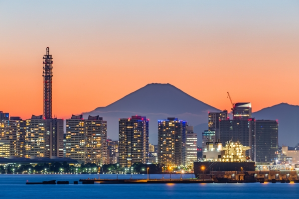 横浜のおすすめ夜景スポット~大黒大橋編~