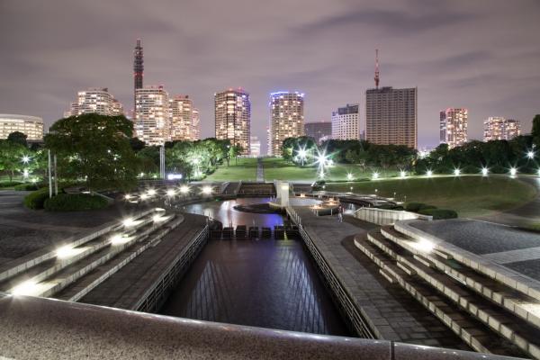 横浜のおすすめ夜景スポット~臨港パーク編~