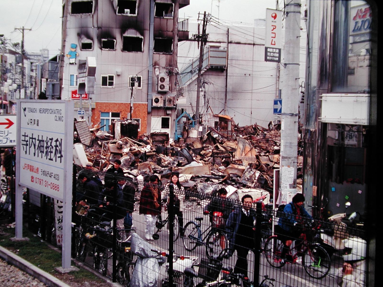 阪神淡路大震災20年】写真に残されたこと by iRyota25 - potaru(ぽたる)