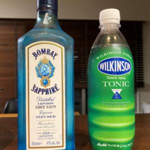 家飲み充実大作戦4 ~ジントニックをアレンジ~