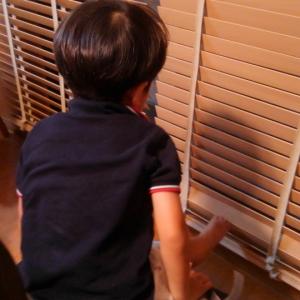 保育園の避難訓練について長男(4歳)に聞いてみました