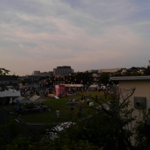 「横浜駐屯地 納涼祭」に参加してきました!