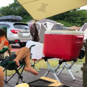 レッツ キャンプ!!~保冷効果を高める~