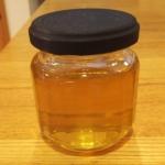 自家製ハチミツをいただきました!