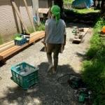 【DIY】 ビニールハウスを作ろう! Part4