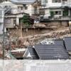 車が流され子ども3人不明 広島・安芸、母親は救出:朝日新聞デジタル