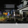 土砂に流された3歳女児、遺体で発見 広島・福山:朝日新聞デジタル