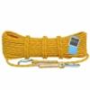 Amazon | Likorlove クライミング ザイル【カラビナ 2個 付き】太さ8mm 長さ10m 耐荷重1600㎏ 登山・アウトドア・キャンプ・防災用 クライミング ロープ | Likorlove | ロープ・コード