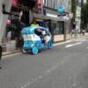 車道を走る自転車!銀座でベロタクシーに乗ってみた の巻