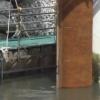 【解説】海側遮水壁の工事が完了。海岸が鋼管矢板で閉ざされる