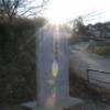 中学生たちが建てた「女川いのちの石碑」を歩く