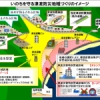伊豆市の土肥地区が「津波特別警戒区域」に by pamapama